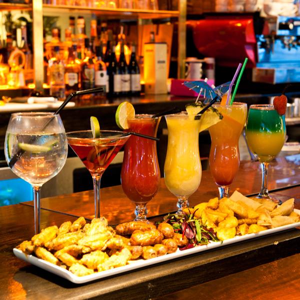 harbourmaster cocktails bar restaurant sample spirits
