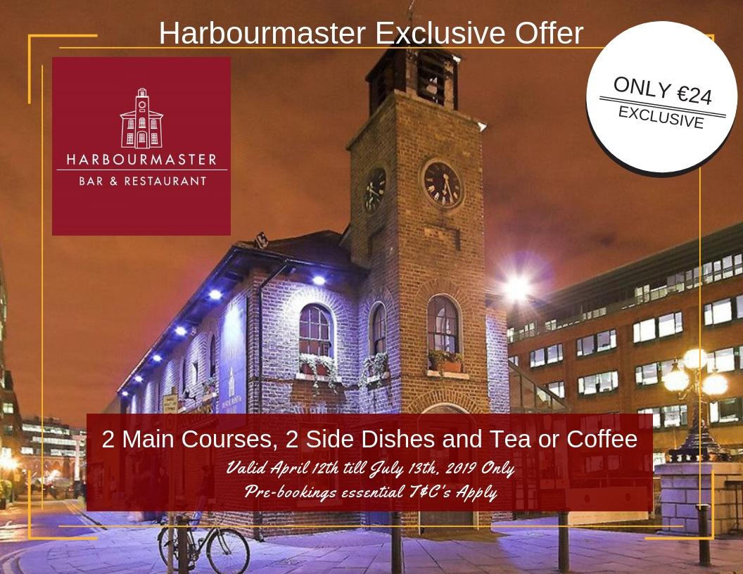Harbourmaster Vouchers